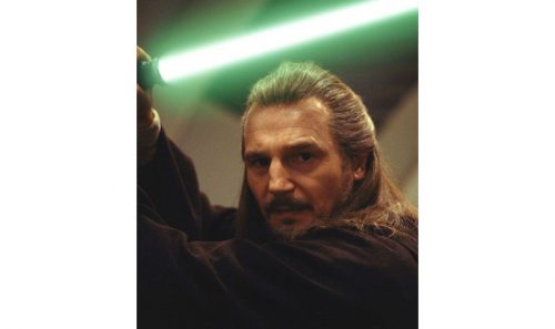 Star Wars Episode 1 - The Phantom Menace - Liam Neeson