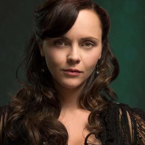 Lizzie Borden Chronicles- Christina Ricci