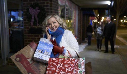 A Christmas Love Story-Jennifer Aspen