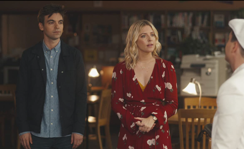 The Other Two-Helene Yorke and Drew Tarver