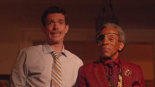 John Mulaney and The Sack Lunch Bunch-Andre De Sheilds and John Mulaney
