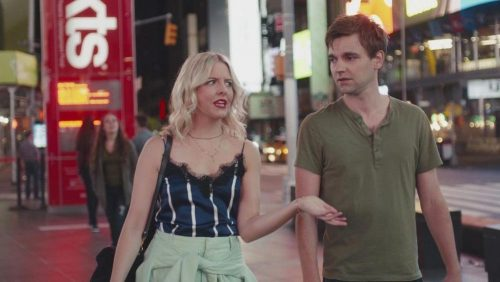9_The Other Two_ Helene Yorke and Drew Tarver