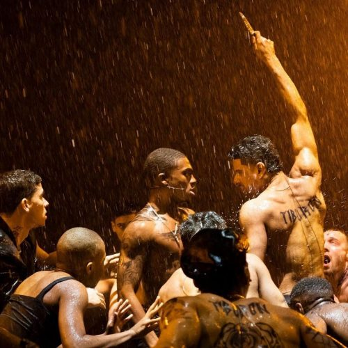 Broadway Revival of West Side Story